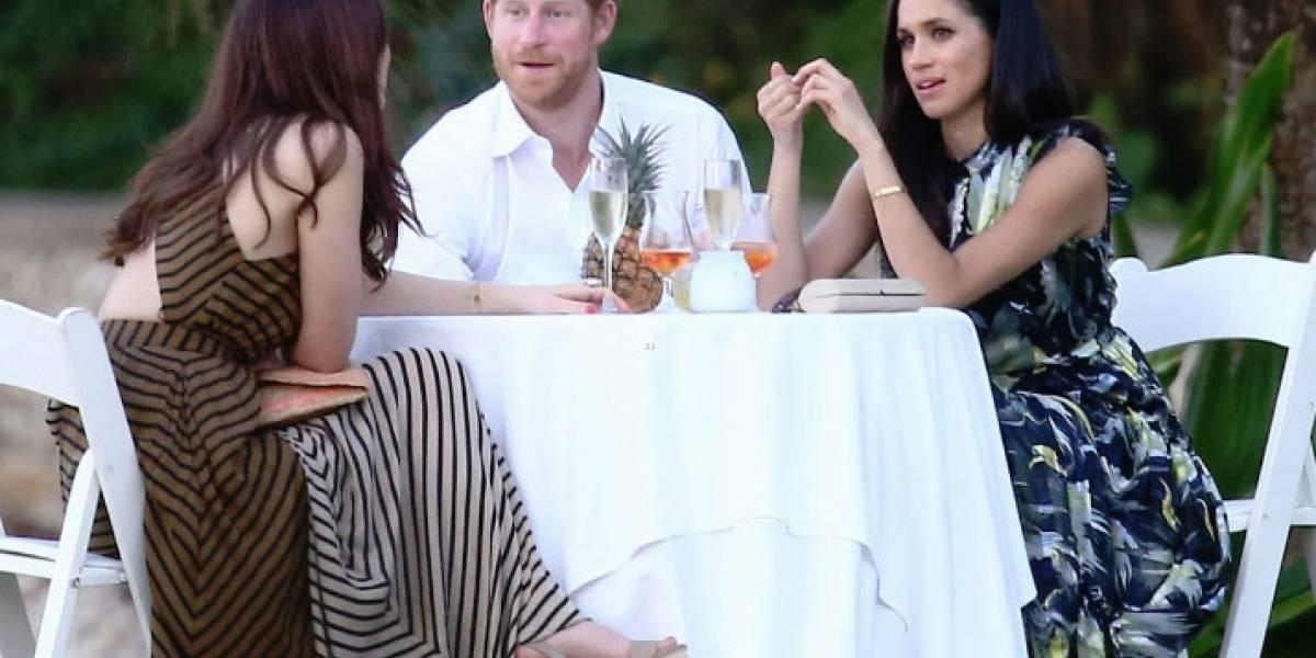 """¡Los amigos de Harry odian a Meghan! porque """"sus visiones políticas son muy liberales"""""""