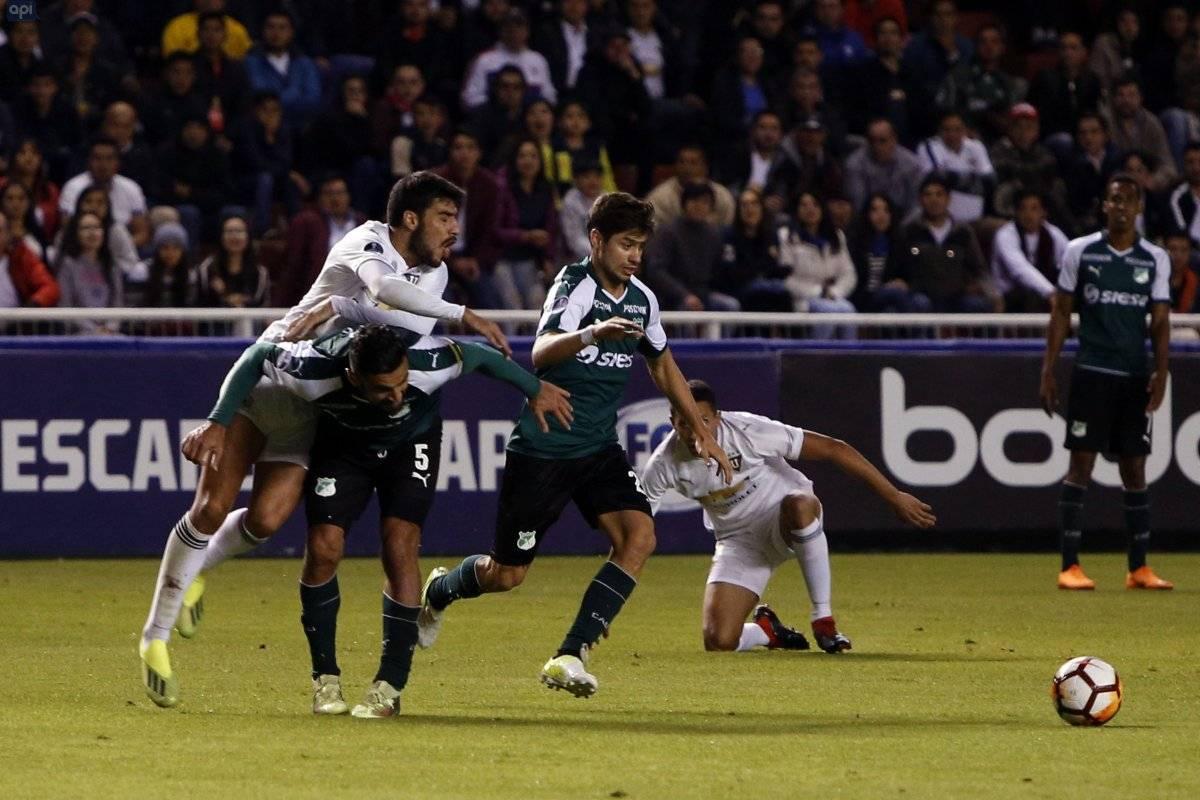 Liga de Quito vs. Deportivo Cali