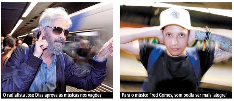 musica no metro
