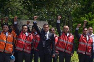 Peña Nieto 19 de septiembre
