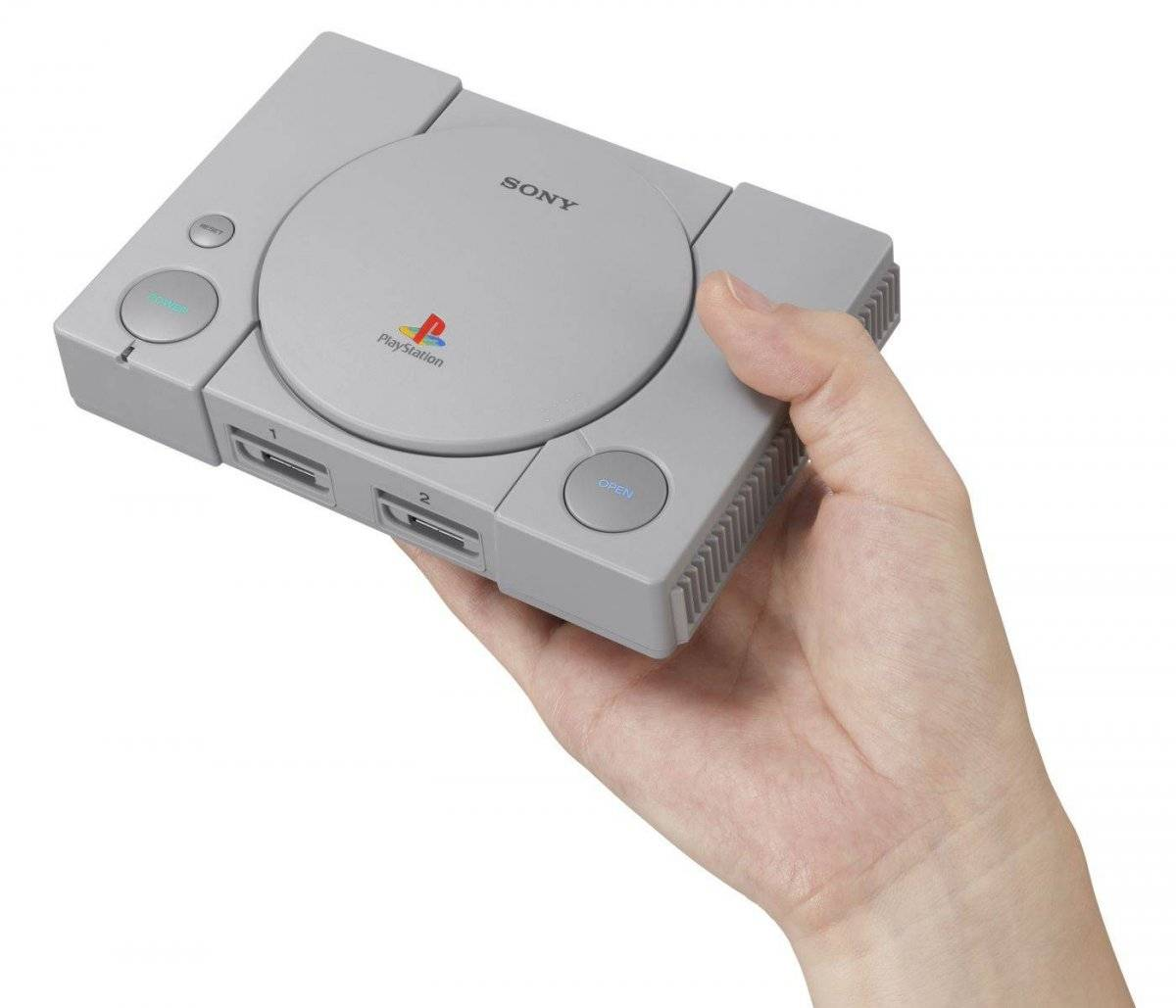 PlayStation Classic Fayerwayer