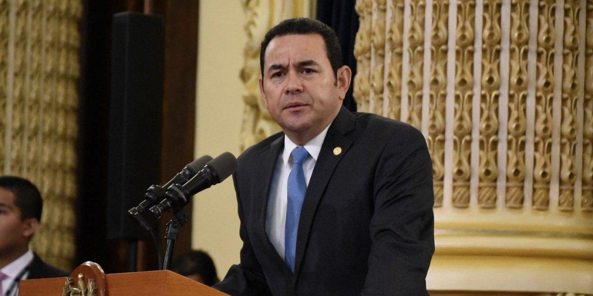 Presidente Morales realizará gira de trabajo en Estados Unidos, Honduras y El Salvador