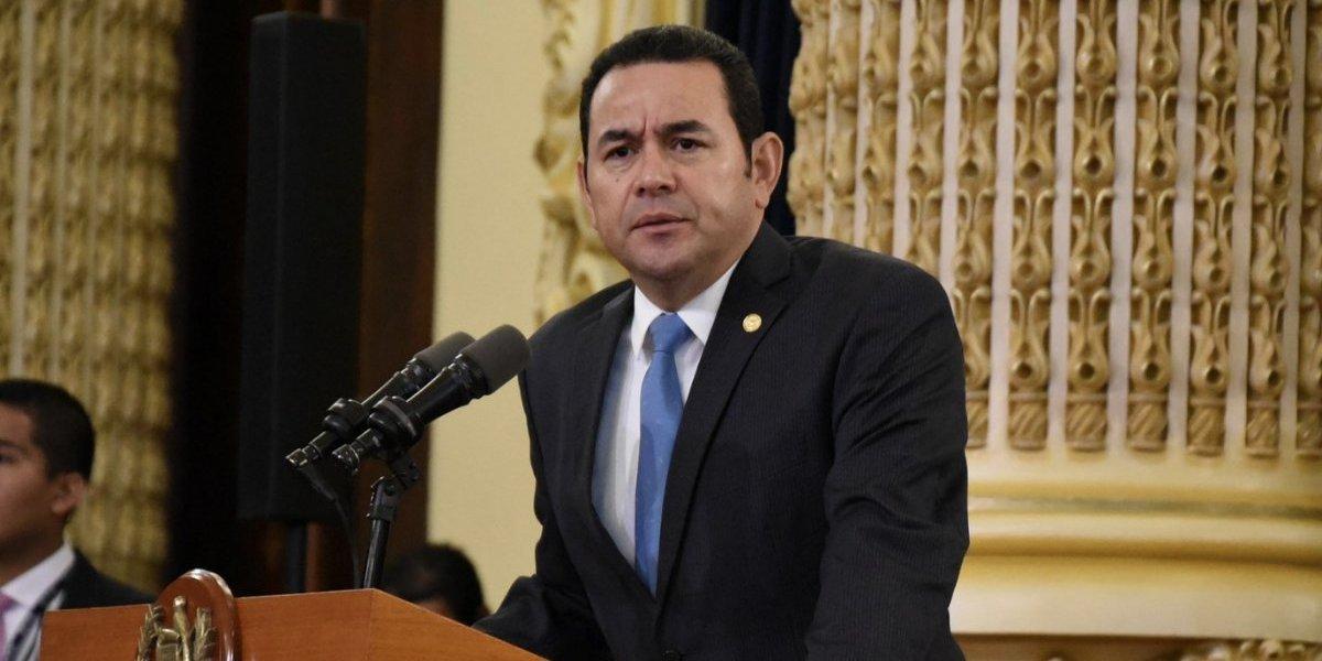 Según Gobierno, discurso de Morales en Naciones Unidas resaltará defensa de la soberanía de Guatemala