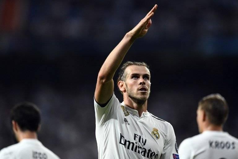 Gol de Gareth Bale contra la Roma