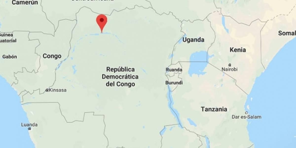 Mueren 27 personas al volcarse bote en río al norte del Congo