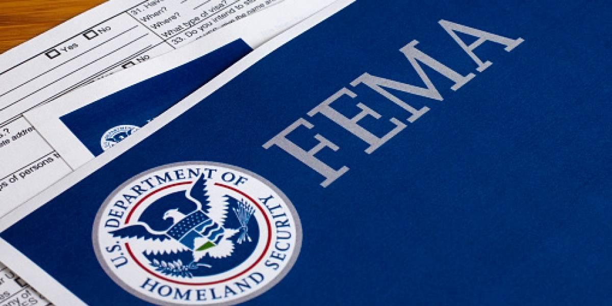 FEMA alerta sobre posibles fraudes