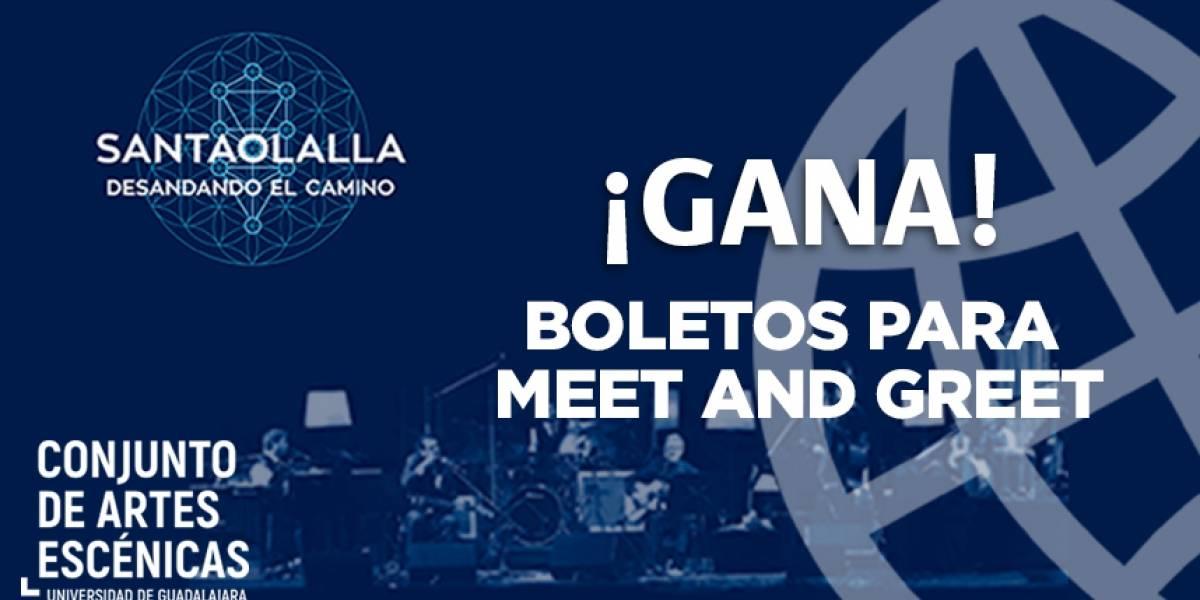 ¡Gana! convivencia con Gustavo Santaoalalla