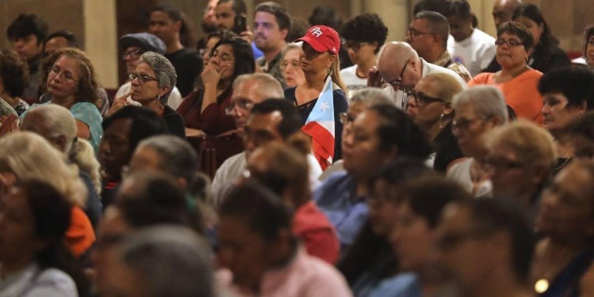 Puerto Rico conmemora un año del paso del huracán María