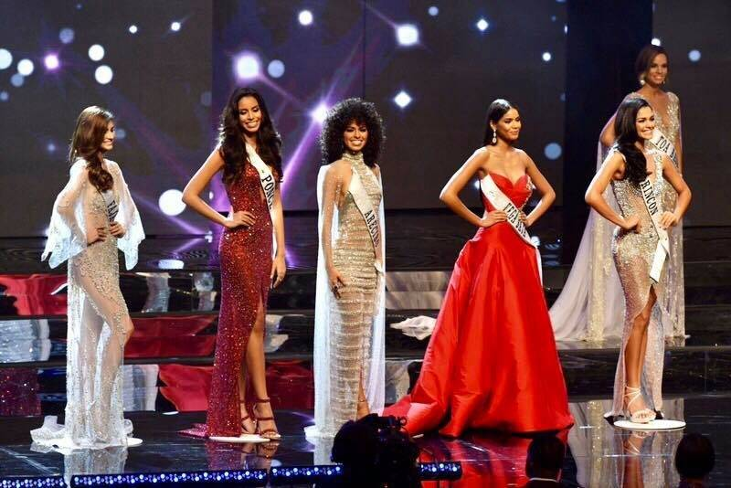 Candidatas al Miss Puerto Rico Universe