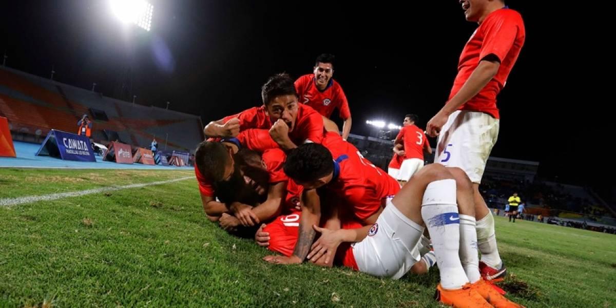 La Roja Sub 20 agarrará vuelo para el Sudamericano con dos amistosos de lujo ante Brasil