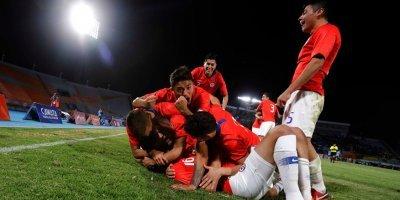 Por el Mundial y los Panamericanos: El duro fixture de la Rojita en el Sudamericano Sub 20
