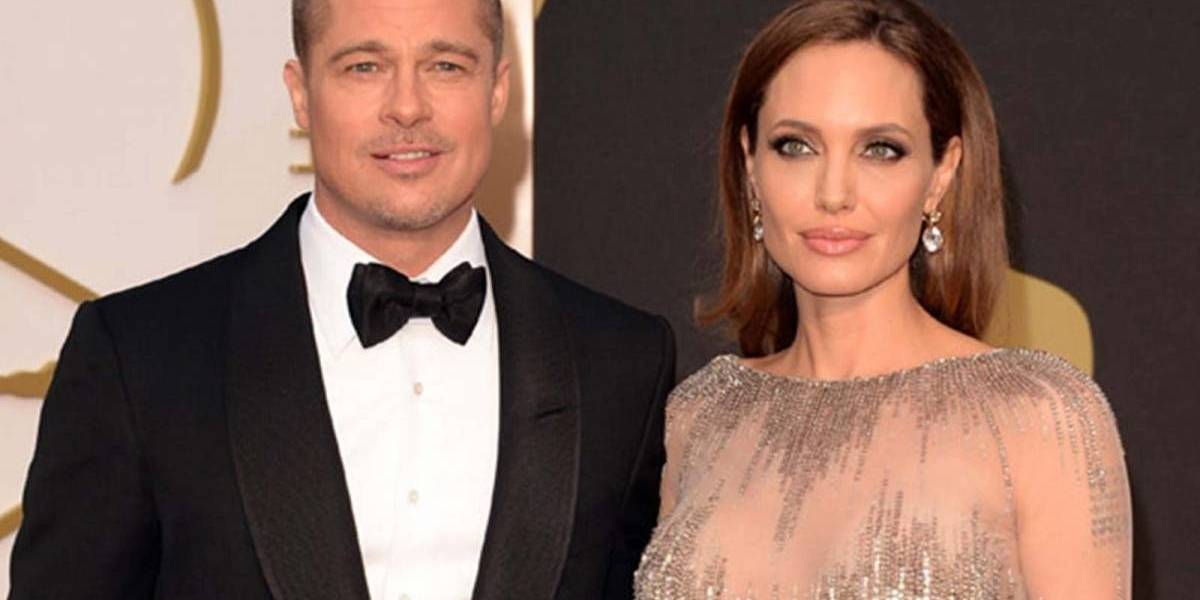 Este es el acuerdo que llegaron Brad y Angelina sobre custodia de sus hijos