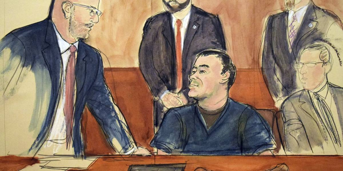 Juez rechaza posponer juicio de 'El Chapo' Guzmán