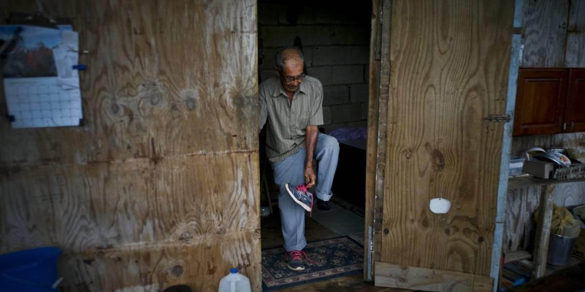 FOTOS: María golpeó más a los pobres en Puerto Rico
