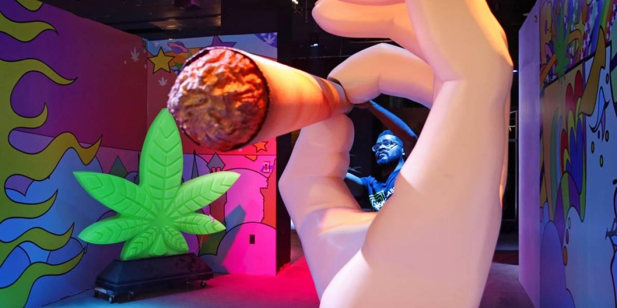 Abre museo de cannabis en Las Vegas