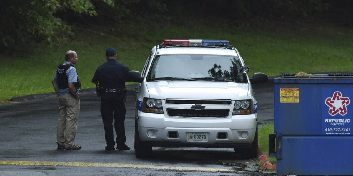 Al menos tres muertos y dos heridos dejó violento tiroteo en Maryland