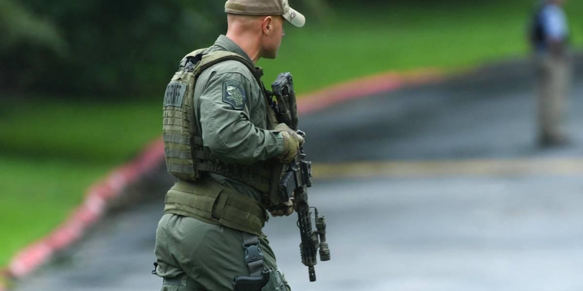 EU ya registra un tiroteo al día; hoy uno más en Maryland