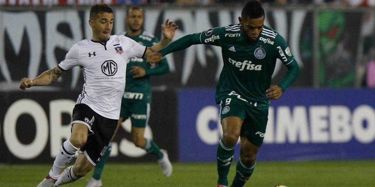 Atención hinchas albos: entradas para encuentro ante Palmeiras se venderán solo el miércoles