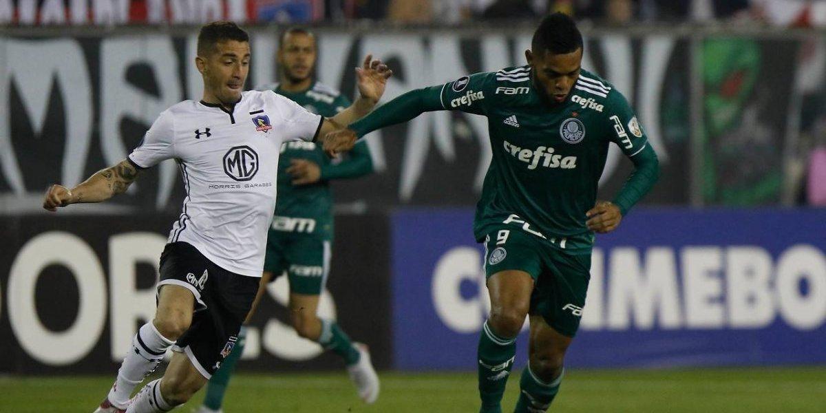 Así vivimos el minuto a minuto entre Colo Colo y Palmeiras