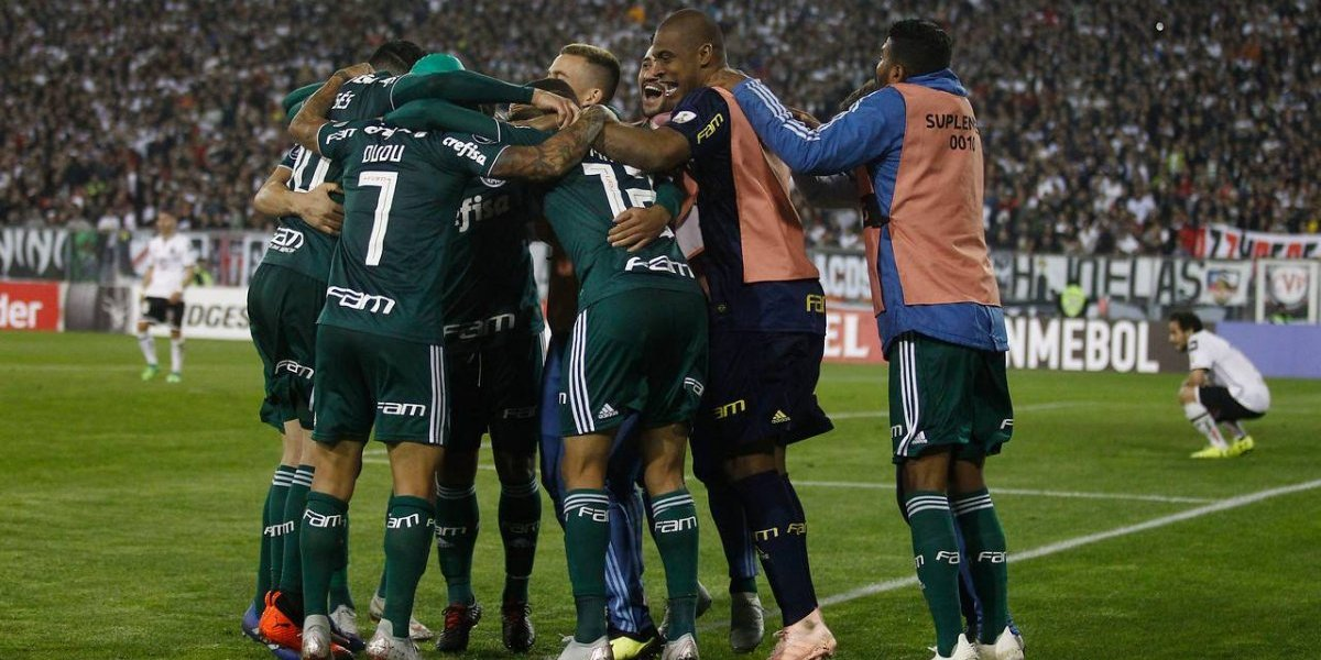 Colo Colo entró dormido y Palmeiras apagó su sueño copero con dos estocadas en el Monumental