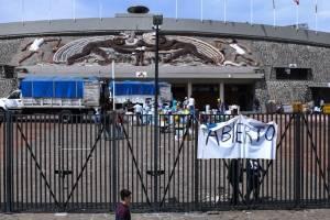 Brigadistas UNAM