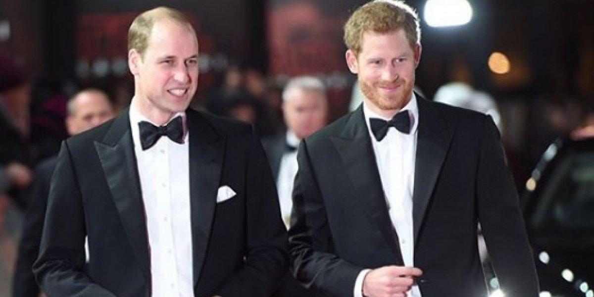 Príncipes Harry e William se arrependem da última conversa que tiveram com princesa Diana