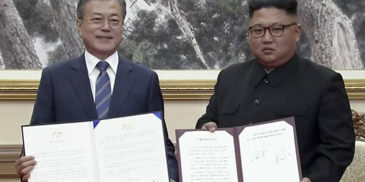 Un paso importante hacia la paz: Corea del Sur y Corea del Norte celebran con éxito su tercera cumbre en medio de una serie de acuerdos