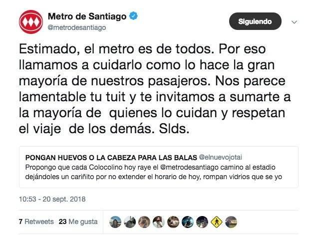Tío Metro