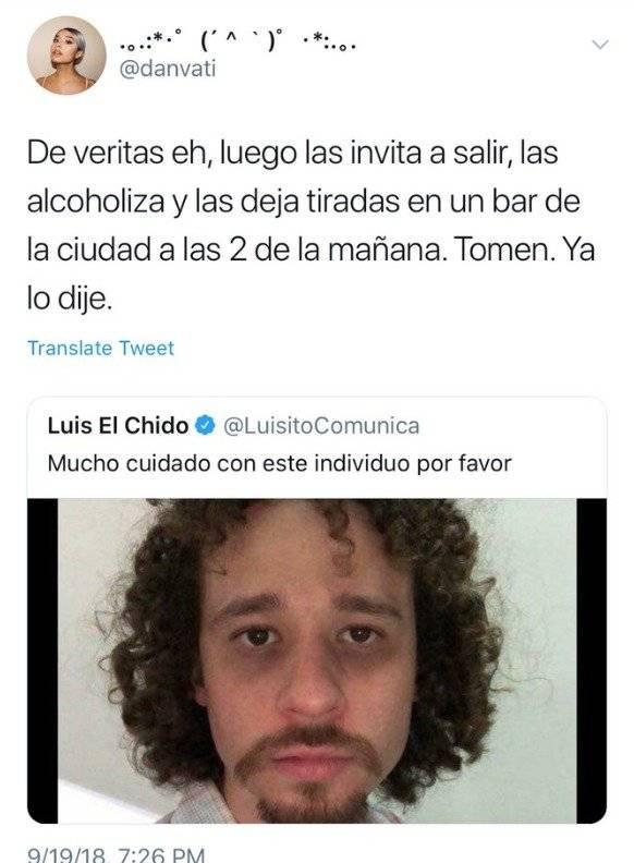 """Luisito Comunica en el ojo del huracán por """"abusador"""" de mujeres... aunque es falso"""