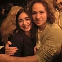 Luisito Comunica y su novia Chule