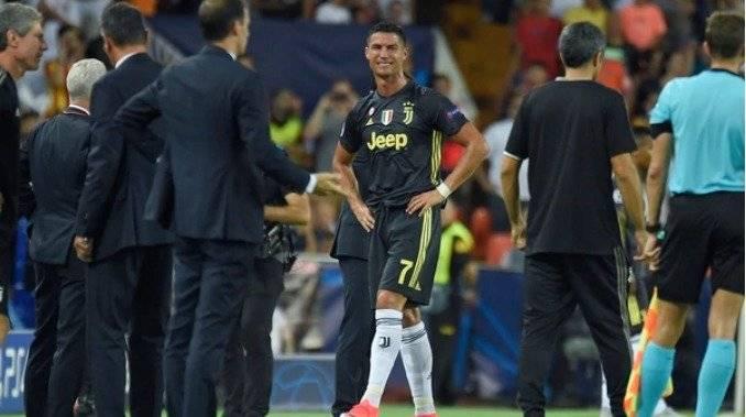 La dura sanción que afrontaría Cristiano Ronaldo tras expulsión en Champions League
