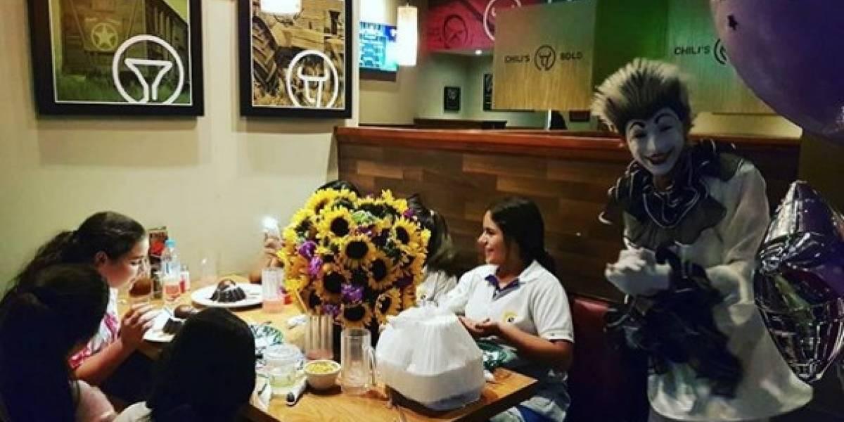 Así festejó Gabriela Pazmiño el cumpleaños de su segunda hija