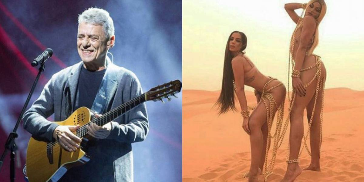 Grammy Latino: Chico Buarque, Anitta e Pabllo Vittar estão entre indicados brasileiros