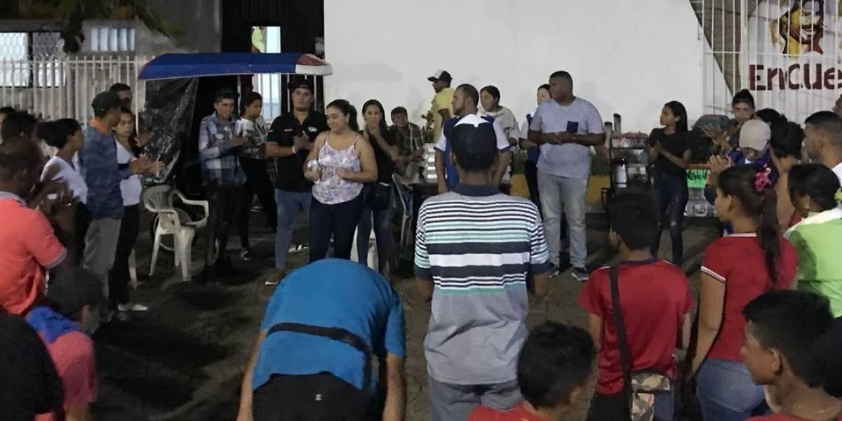 Comedor de ayuda a venezolanos: Un refugio de los migrantes en Barranquilla