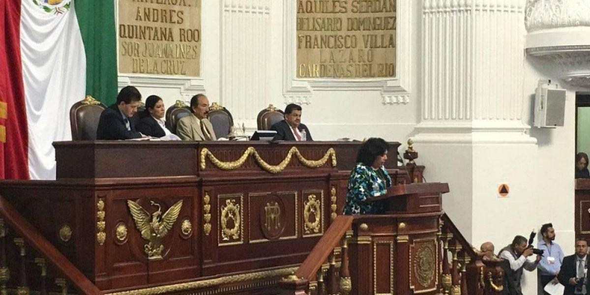 Congreso de la Ciudad de México aprueba eliminar fuero para diputados