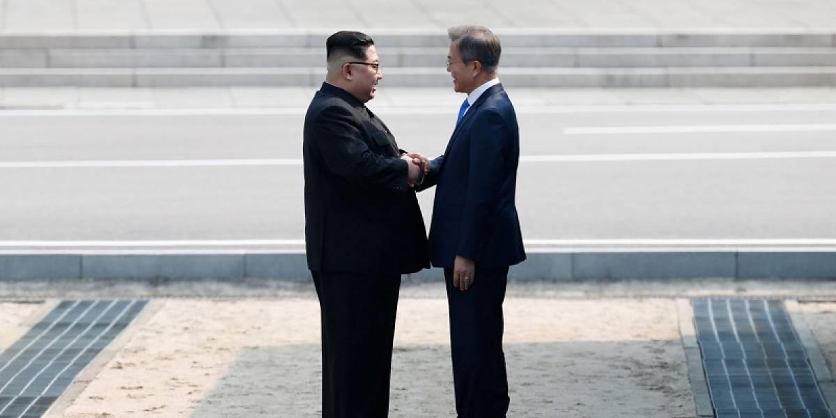 Corea del Sur y Corea del Norte celebran con éxito su tercera cumbre