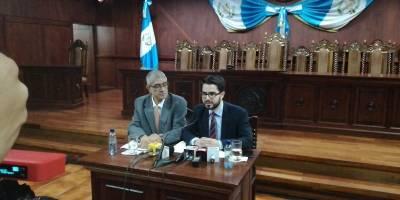 Corte de Constitucionalidad resuelve ampliación sobre CICIG