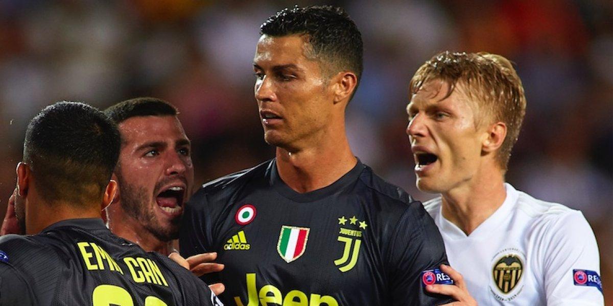 Las agresiones de CR7 en el Real Madrid por las que no fue sancionado