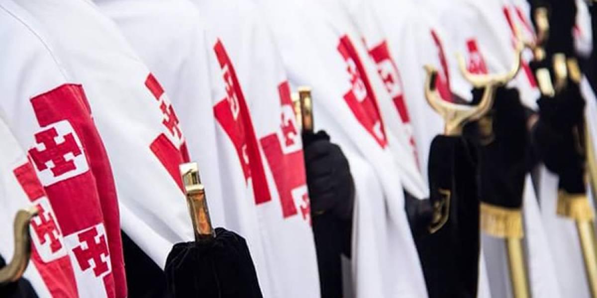 La Asociación de Cruzados del Santo Sepulcro celebrará su 63 aniversario