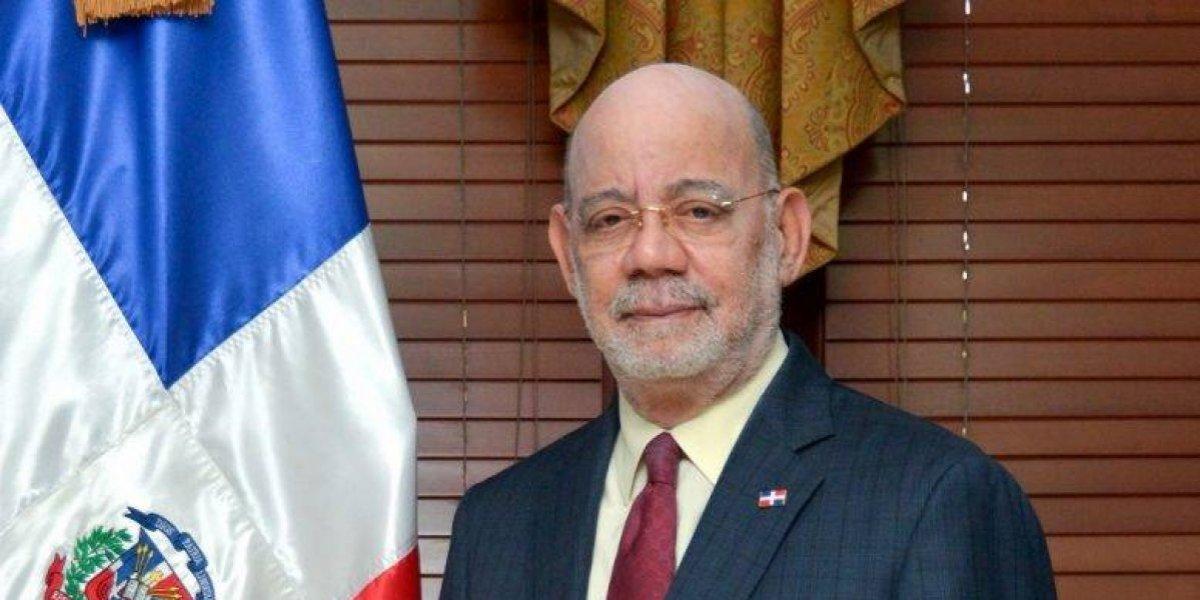 Fallece el vicecanciller y periodista dominicano César Medina