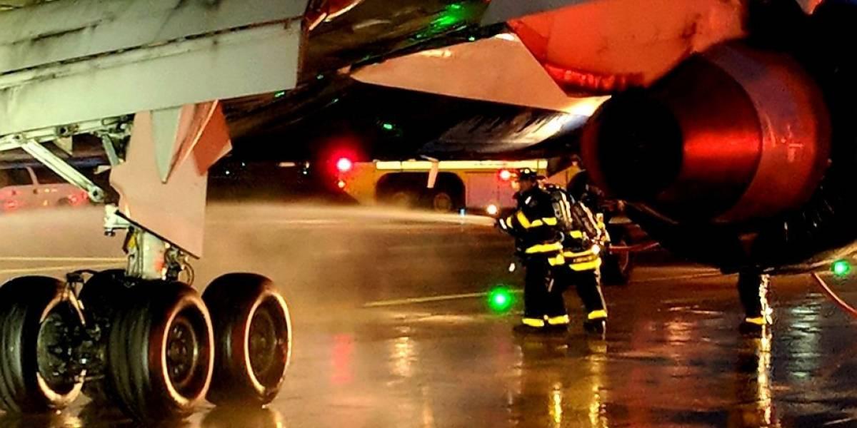 Vindo de São Paulo, avião faz pouso de emergência em Nova York