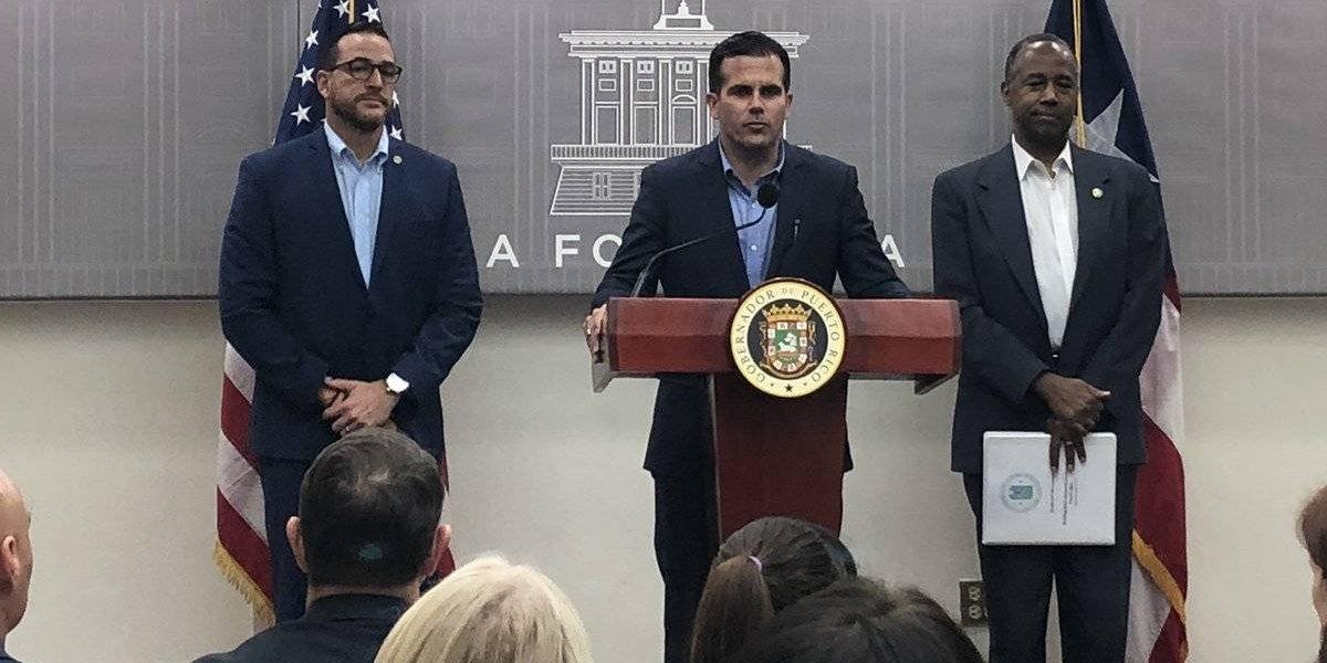 Puerto Rico y el gobierno federal firman acuerdo por $1.5 mil millones en subsidios para la recuperación