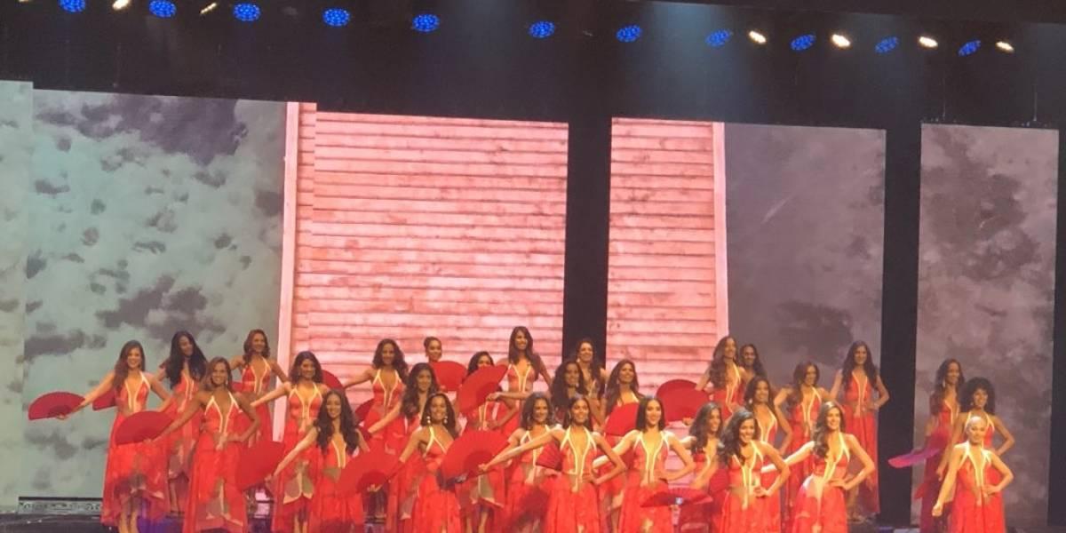 """""""Hijos del Cañaveral"""" de Residente suena en el Miss Universe Puerto Rico"""
