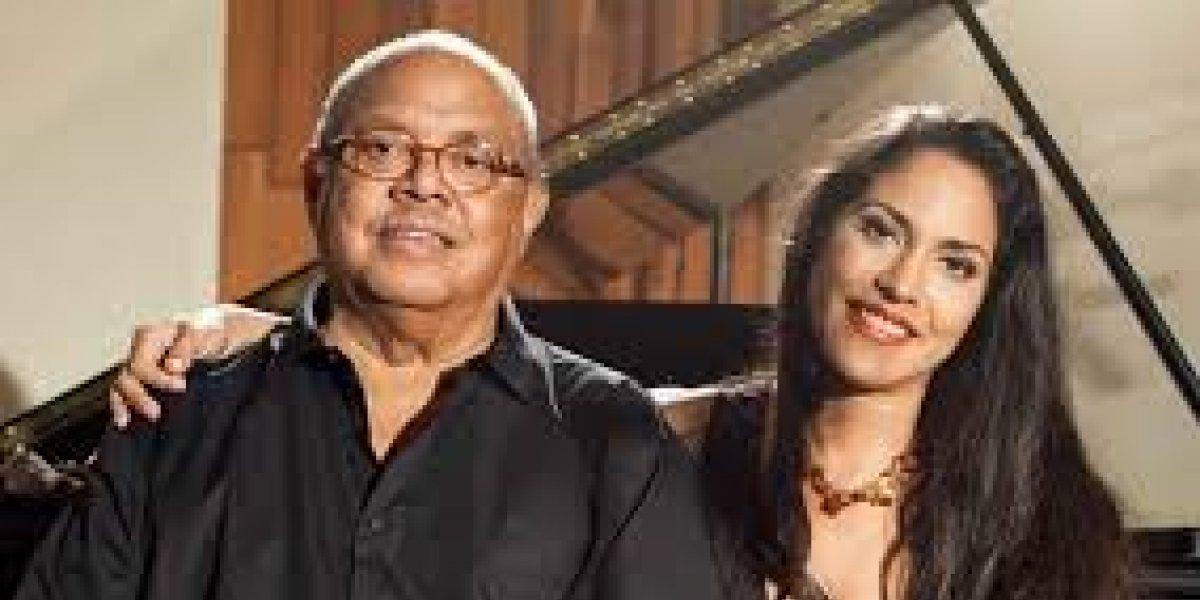 Haydée Milanés heredera de una familia que ama la música apasionadamente