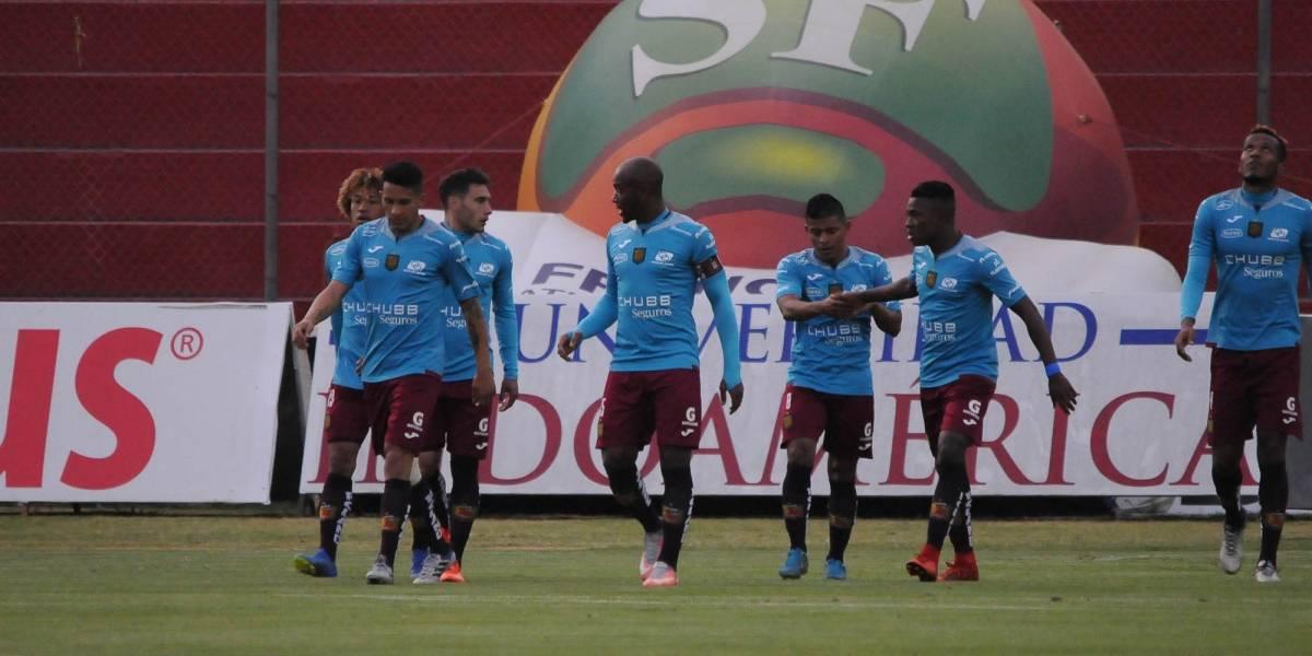 Deportivo Cuenca vs Fluminense: Copa Sudamericana, EN VIVO, online, horario, donde ver el partido