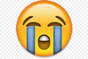 Cáncer: Carita llorando. Si bien las personas de este signo suelen tener carácter fuerte y aunque cueste que lo admitan, son las más emocionales de todas.