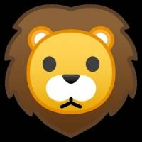 Leo: El emoji del león lo describe no solo en nombre del signo, sino también porque se trata de personas que comparten similitudes con dicho animal. Son seres que suelen preocuparse y estar atentos al resto.