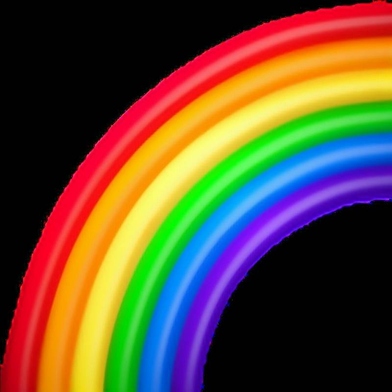Tauro:El arcoiris.Los taurinos están representados poresta imagen debido a la paciencia y tranquilidad con la que toleran distintas situaciones.