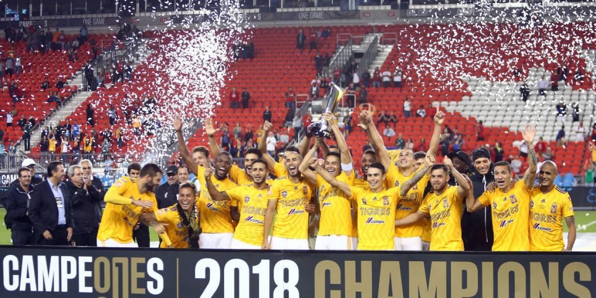 Eduardo Vargas vuelve a gritar campeón y consigue su cuarto título en Tigres