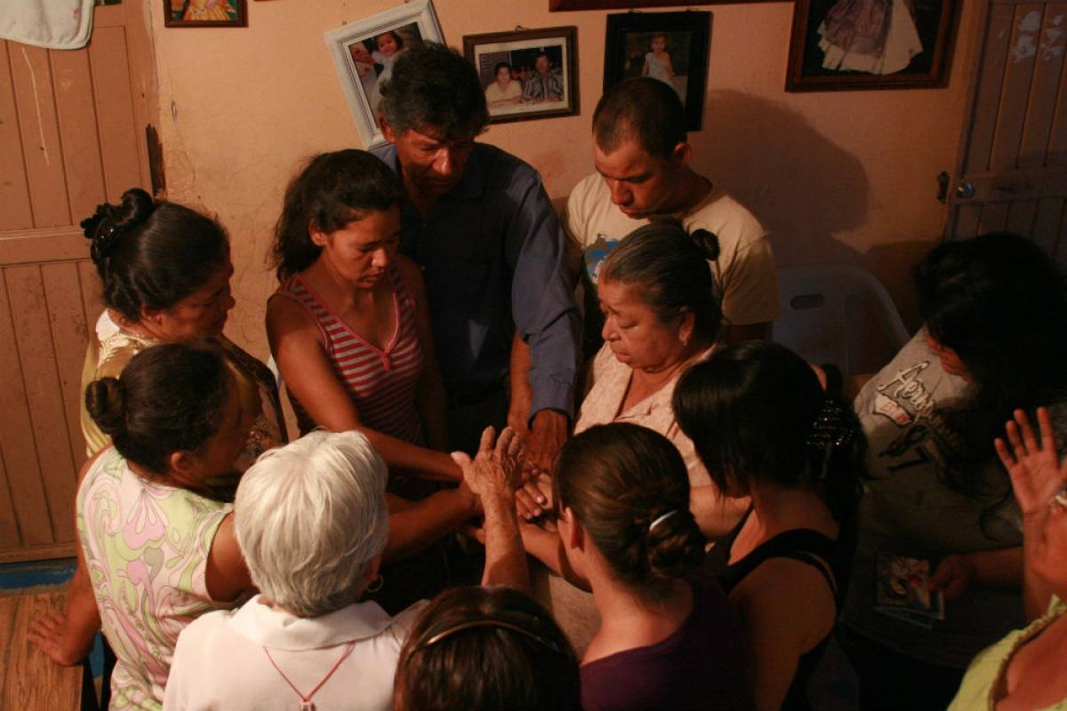 Familia hermanos González Foto: Cuartoscuro